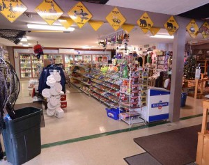 Loon Saloon convenience store