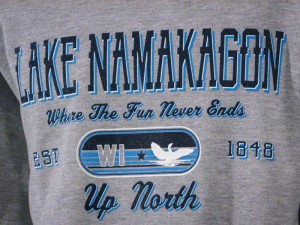 Gray Lake Namakagon Sweatshirt