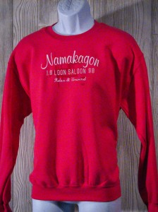 Relax & Unwind Sweatshirt Red