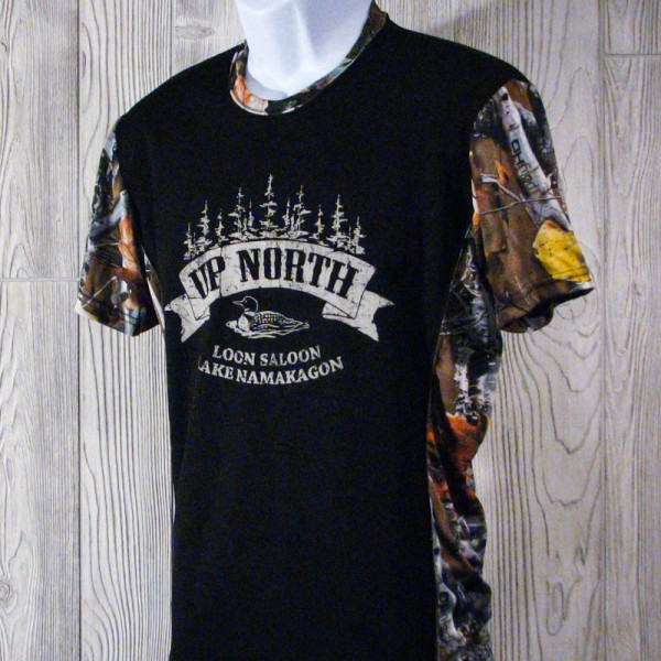 Up North Shirt Short Sleeve