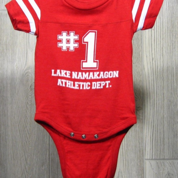 #1 Lake Namakagon Onsie