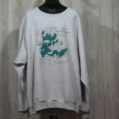 Namakagon Crew Cut Sweat Shirt