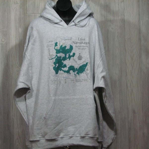 Namakagon Hooded Sweatshirt